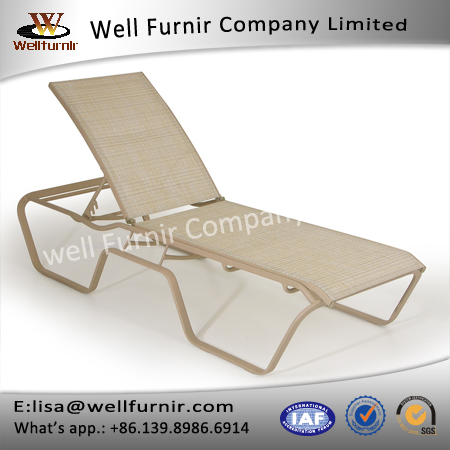 Aluminium Frame Patio Cay Sal Armless, Garden Classics Patio Furniture